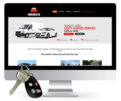 car sales websites